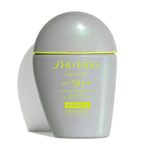 Sports BB SPF50+, 04 - SHISEIDO, Protection solaire du visage