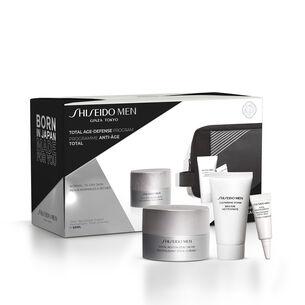 Programme Anti-Age Total - Shiseido MEN, Hommes