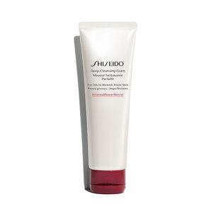 Mousse Nettoyante Parfaite - Shiseido, Nettoyants et démaquillants