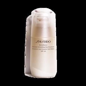 Émulsion Jour Lissante Anti-Rides - Shiseido, Benefiance