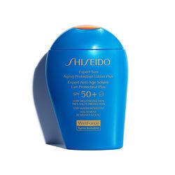 Expert Anti-Âge Solaire Lait Protecteur Plus SPF50+ - Shiseido, Meilleures ventes