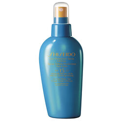 Spray Solaire Protecteur SPF15 - Shiseido, Protection corps