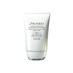 Crème Protectrice UV Plus SPF50 - Shiseido, Protection visage