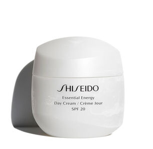 Crème de Jour - Shiseido, Crèmes de jour et de nuit