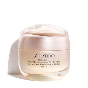 Crème Jour Lissante Anti-Rides SPF25 - Shiseido, Benefiance
