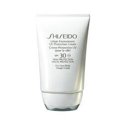 Urban Environment UV Protection Cream SPF30 - Shiseido, Protection pour la ville