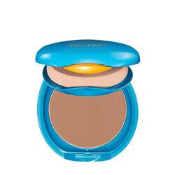 Fond de Teint Compact Protecteur UV SPF30, 08 - SHISEIDO SUN, Maquillage avec protection solaire
