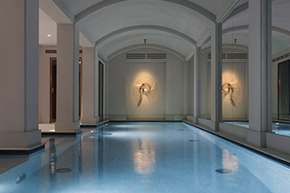 Spa Shiseido Hôtel Les jardins du faubourg